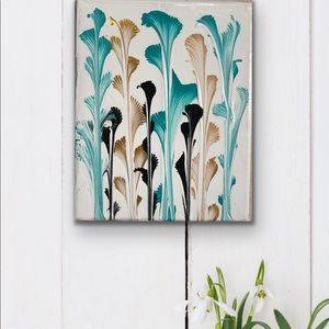 Handmade acrylic painting